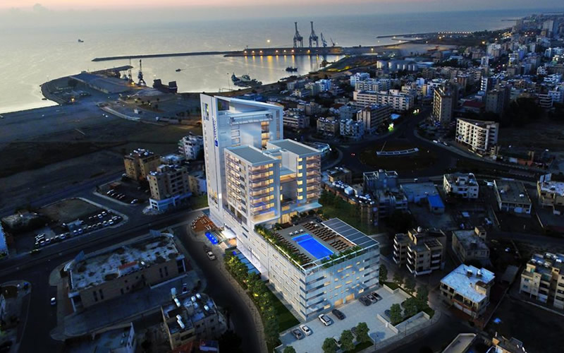 The Radisson Blu Hotel opens in Larnaca!