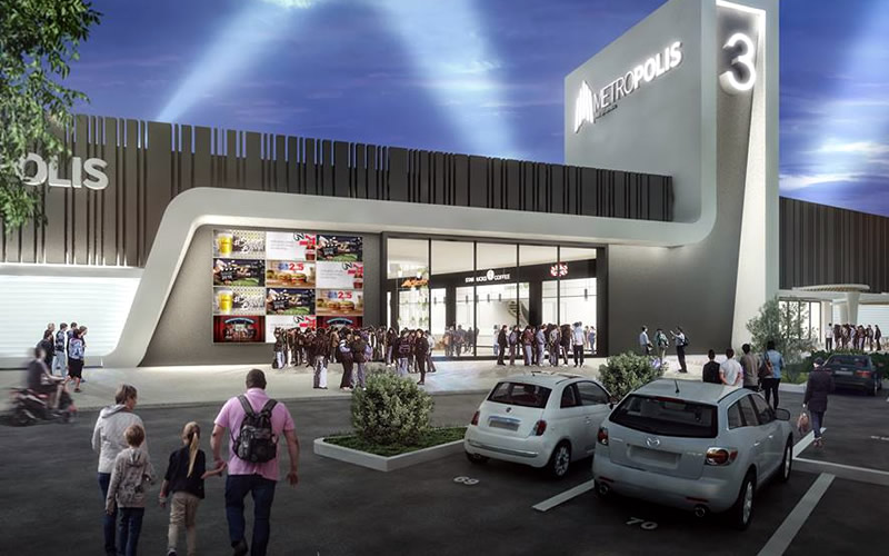 Larnaca to get its first Mall as part of new facelift!