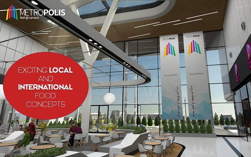 Ένα mall και για τη Λάρνακα!