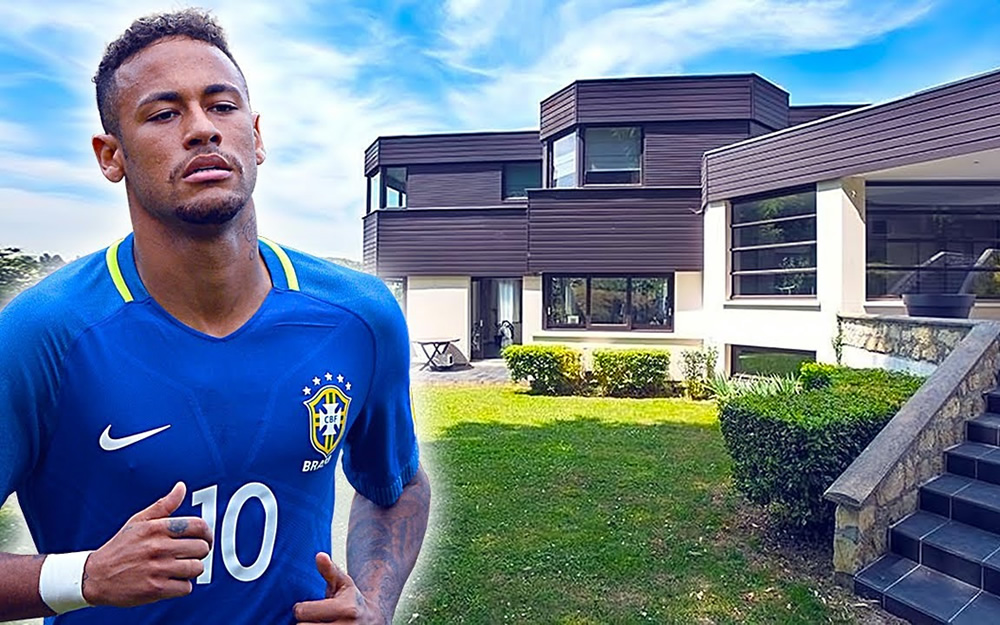 Neymar Jr buys luxury sea view property in Cyprus!