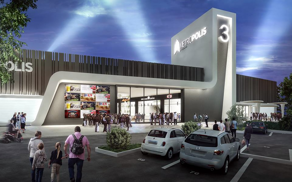Larnaca's Metropolis Mall to be in operation by Christmas 2020