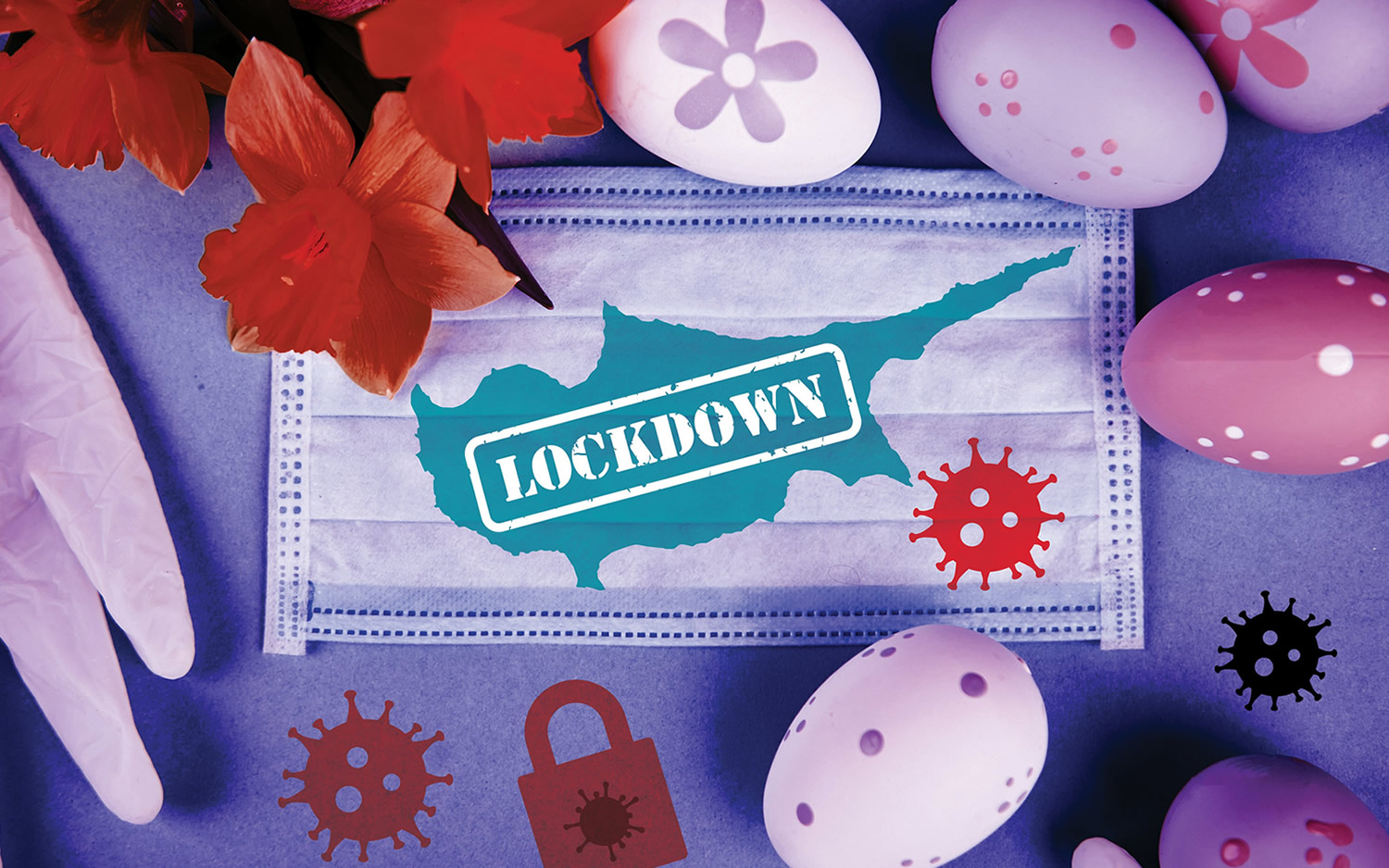 COVID-19: Cyprus gets Lockdown III for Easter